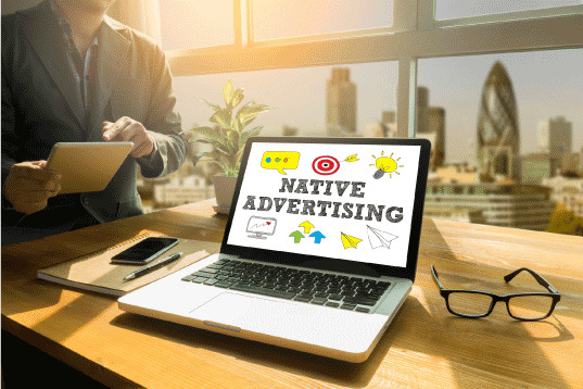 publicidad nativa tendencias de marketing 2017