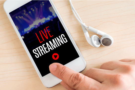 social-streaming