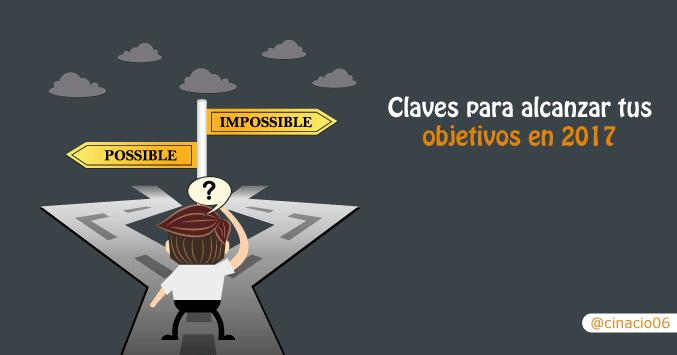 El Blog de Claudio Inacio - Claves para lograr tus metas y objetivos en 2017 y no morir en el intento