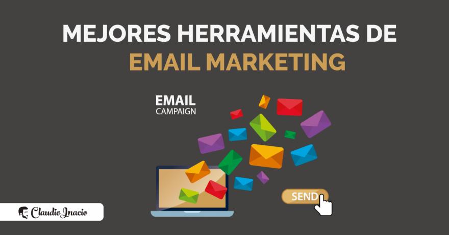 El Blog de Claudio Inacio - ¿Cuál es la mejor plataforma para email marketing? Las mejores herramientas de email marketing