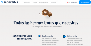 Sendiblue el software de email marketing