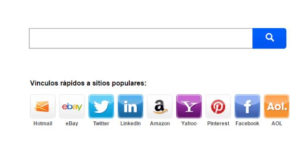 buscadores de Internet AOL