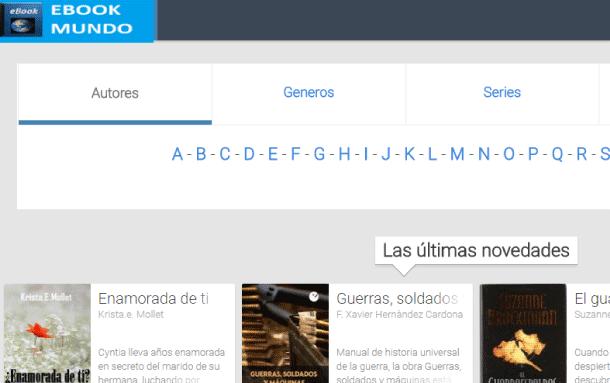 ebook Mundo