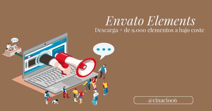 Guía de Envato Elements