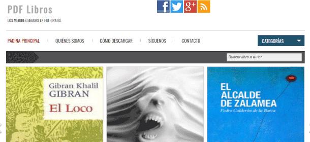 PDF libros gratis en español