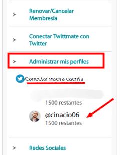 empezar a crear campañas con TwittMate
