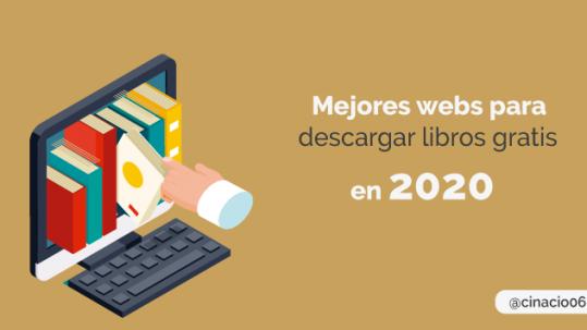 mejores paginas para descargar libros pdf gratis en español completos
