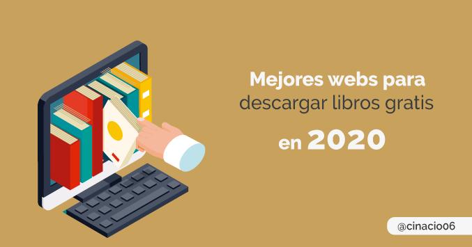 El Blog de Claudio Inacio - 10 Páginas para Descargar Libros PDF GRATIS en español completos en 2020