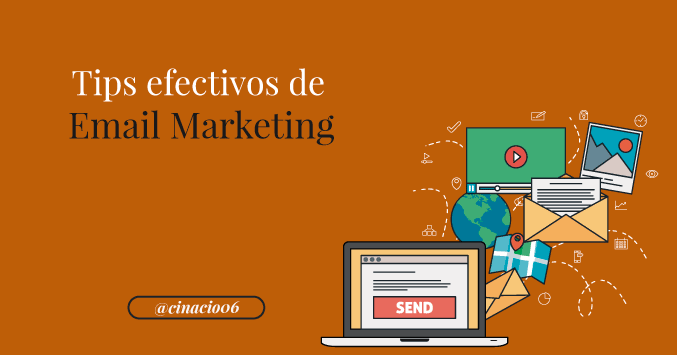 estrategias y tips de email marketing efectivas