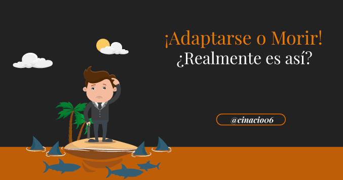 El Blog de Claudio Inacio - ¡Adaptarse o morir! ¿Deben las marcas adaptarse a las nuevas tendencias aunque para ello pierdan su identidad o estilo?