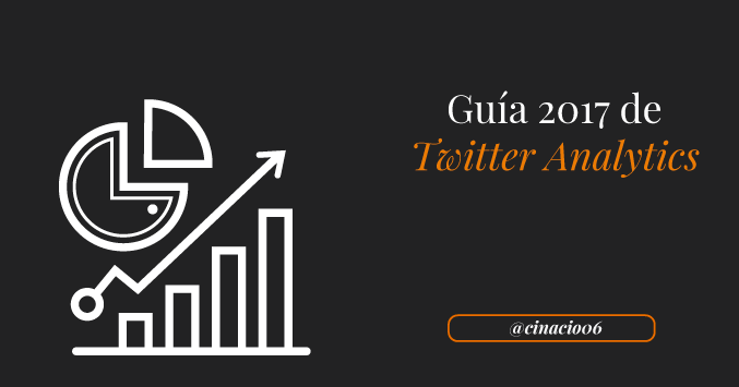 Guía 2017 de Twitter Analytics
