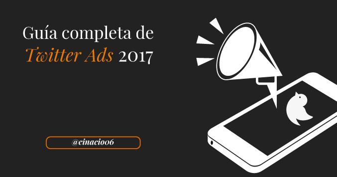 El Blog de Claudio Inacio - Twitter Ads: Guía básica para principiantes que quieren lanzarse con la Publicidad en Twitter