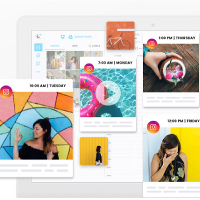 Later plataforma para programar en Instagram