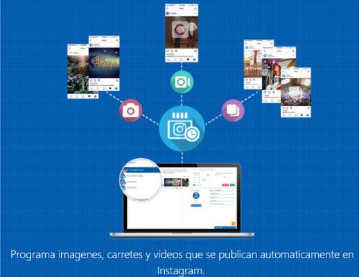 herramientas para programar en instagram - SocialGest