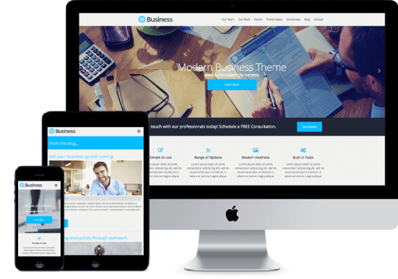 tema WordPress Business