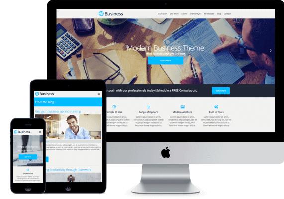 tema WordPress Business