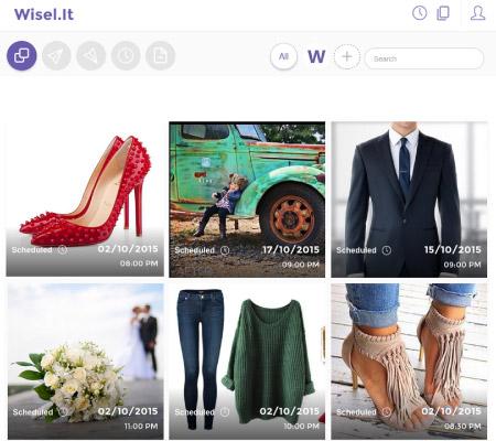 Wisel.it herramientas para agendar en instagram