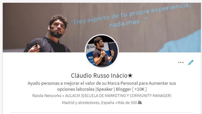 mi perfil de linkedin