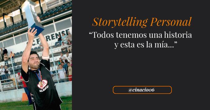 El Blog de Claudio Inacio - ¡No importa de dónde vienes, sino a dónde quieres llegar! Mi Storytelling personal