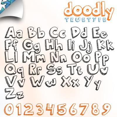 Font Doodly
