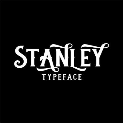 Stanley Typeface font