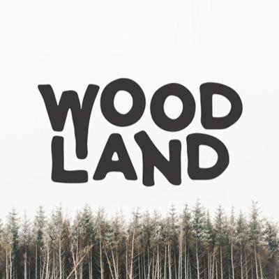 Woodland Font