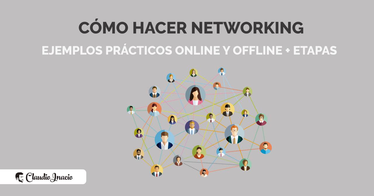 cómo hacer networking ejemplos de networking personal y profesional