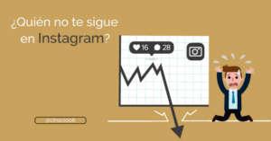 Cómo saber quién no me sigue en Instagram con IG Analyzer
