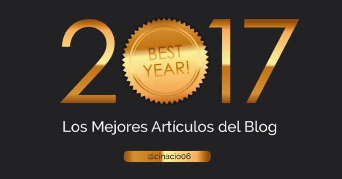 los mejores artículos de Marketing Digital en 2017 en el blog