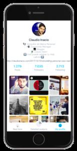 ver mi perfil de Instagram con IG Analyzer