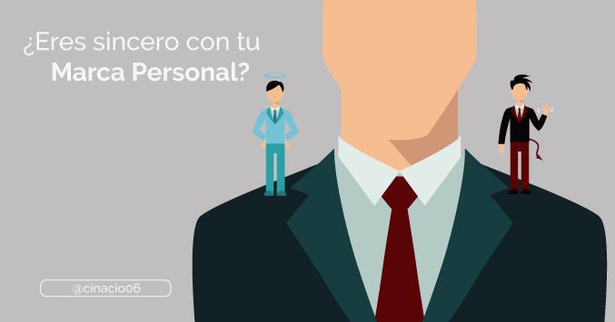 El Blog de Claudio Inacio - Cómo ser sincero con uno mismo y lo importante que es para tu Marca Personal