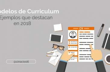 Tipos y Modelos de Curriculum Vitae que quizás no conozcas + Ejemplos de cv
