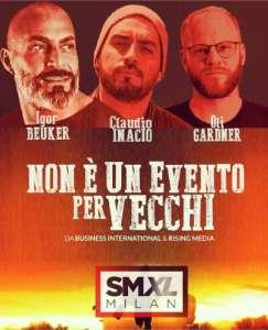 Speaker en SMXL Milan