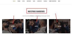 mentoria de marca personal para barberos y peluqueros
