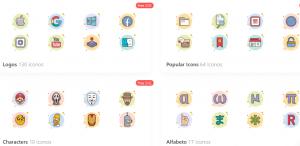 Iconos8 - paginas de iconos
