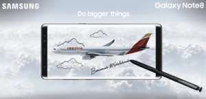 co branding ejemplos Samsung e Iberia