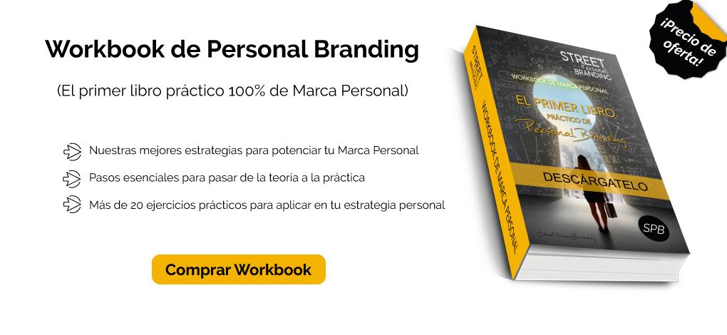 libro de marca personal - workbook