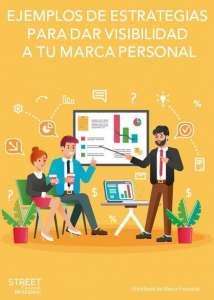 estrategias de personal branding en workbook de marca personal