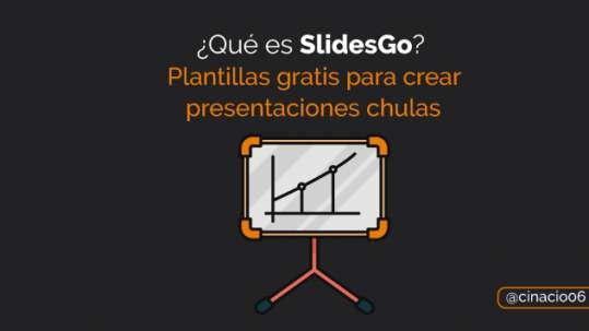 Qué es SlidesGo plantillas