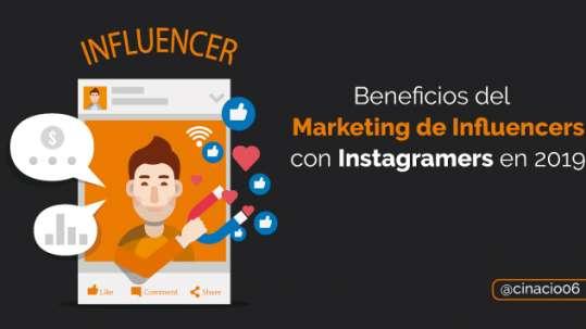 marketing de influencers en Instagram 2019 - estrategias de influencer marketing