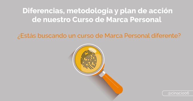 curso de marca personal presencial en madrid