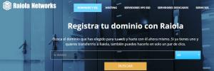 comprar dominio sin hosting ni web