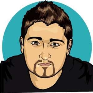 caricaturas de personas Jose Marquez