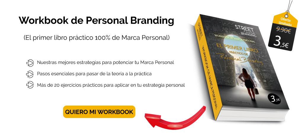 libro de marca personal 2020 workbook