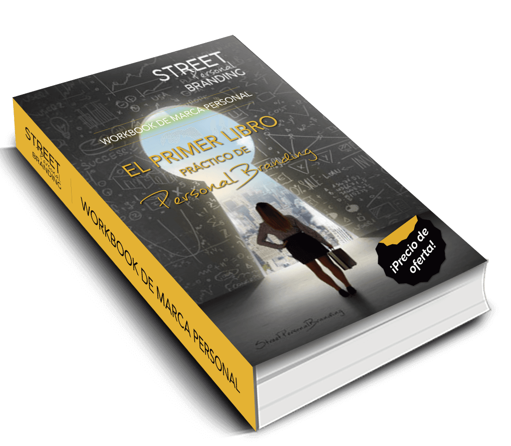 libro de marca personal 2020 workbook personal branding