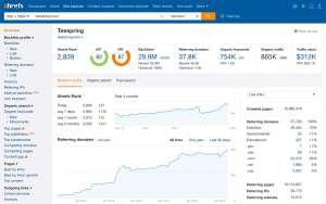 herramientas similares a Semrush de pago