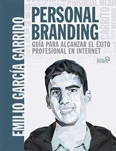 Libro de Personal Branding de Emilio Garrido