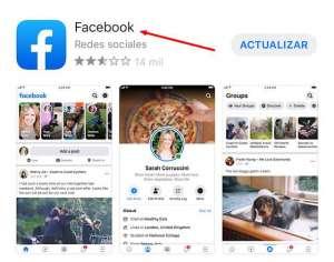 app para registrarse en facebook