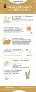 infografia como hacer una infografia en 6 pasos
