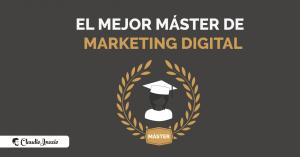 mejor master marketing digital madrid